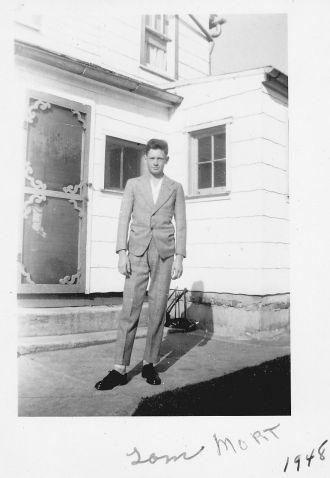 Tom Mort, 1948