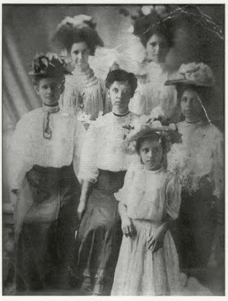 Dillon Sisters of Conway Co., AR