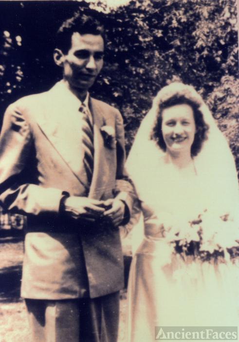 Frances & John Joyce Kleaver, Jr. wedding
