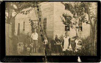 VanAtta Family Photograph