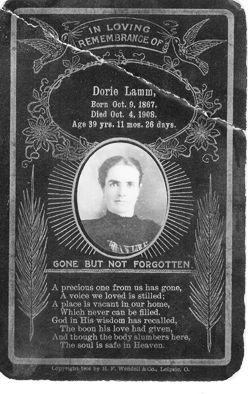 Dora Crane Lamm