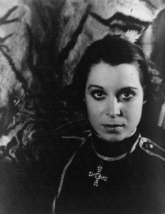 A photo of Kitty Carlisle Hart