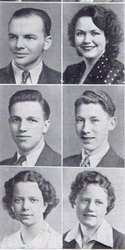 Anaconda High School Seniors