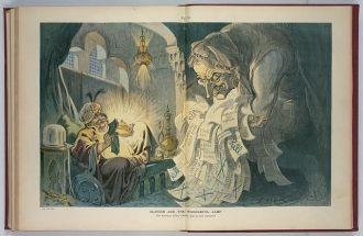 Aladdin and the wonderful lamp / Keppler.