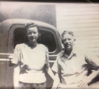 A photo of Mattie Ruby Pyles Akridge Giddens Johnson