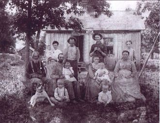 Samuel Paddock Family