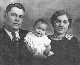 Young Phil Maser Family