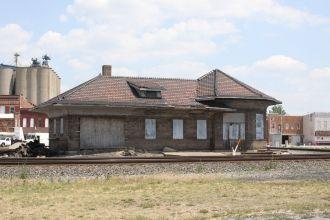 Deshler Train Depot, Ohio