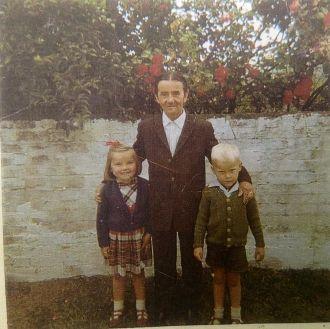 John Fleming & children