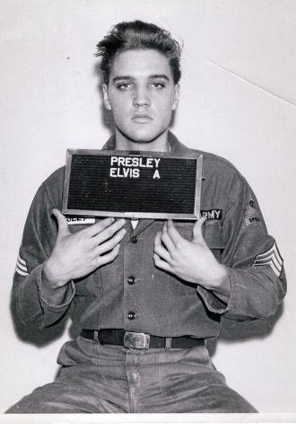 Elvis Presley, Army
