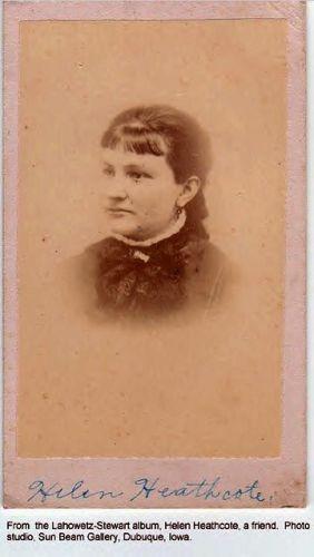 Helen Heathcote