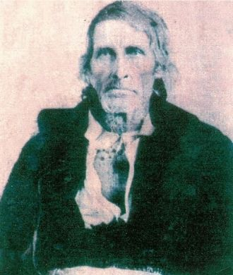 A photo of Jesse Gregory