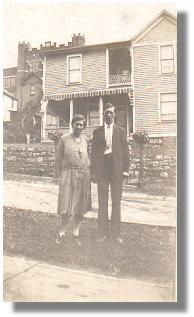 My Great Grandparents - Boothe
