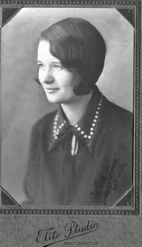 Ethel Rosina Tasker. 1909-1993