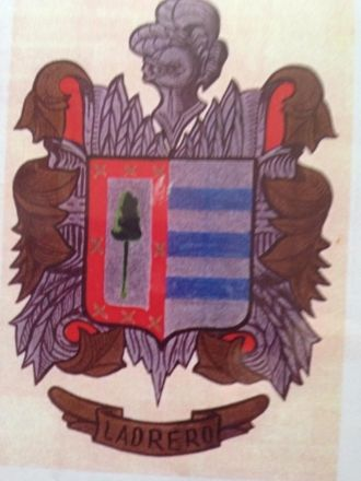 Escudo de Arsenal de Ladrero, Spain