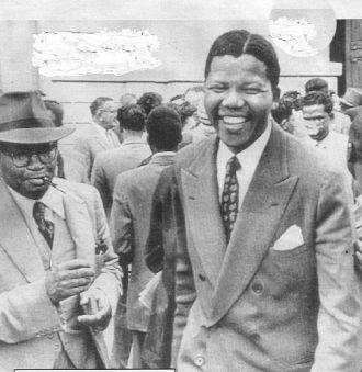 Nelson Mandela, 1958