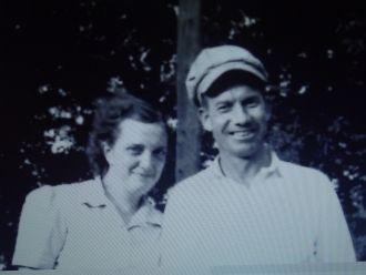 Roy & Mildred (Jennings) Hodgson