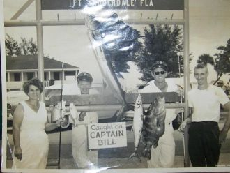 Tabitha Dorothy (Vining) Fullwood, Florida