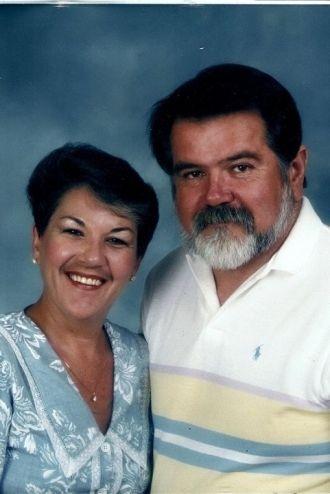 Shirley T Denn & husband