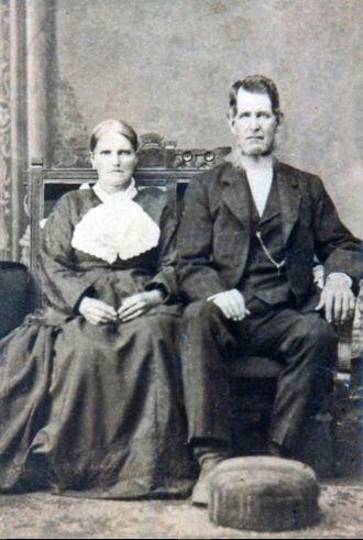 John & Margaret (Mains) Branson