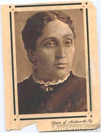 Elizabeth Francis Fowler Oldham