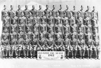 Pvt. Richard W. E. Thurber
