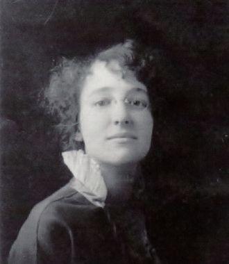 A photo of Ruth Lorenda Blood