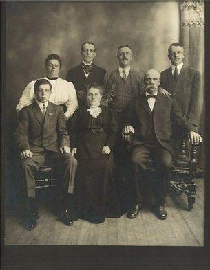 Hanson Family, Maine
