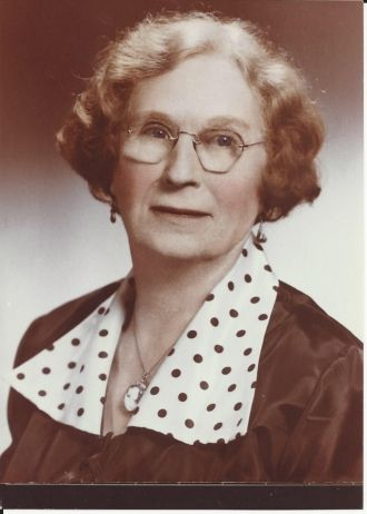 A photo of Ora Lorena (Barnes) Cramer Steeplton