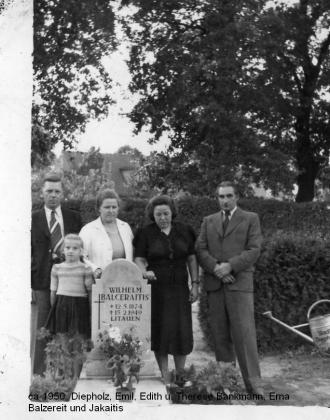 Erna Schlavin, 1950