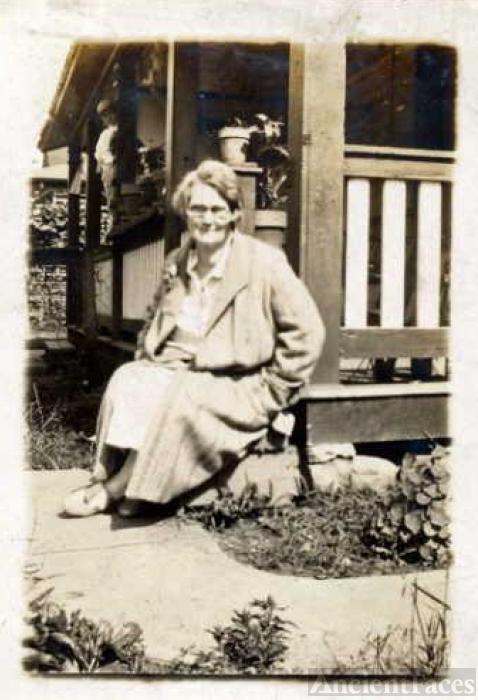 Ethel Lee (Salters) Davis