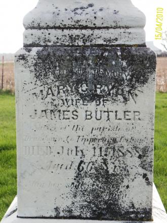 Mary Catherine (Ryan) Butler