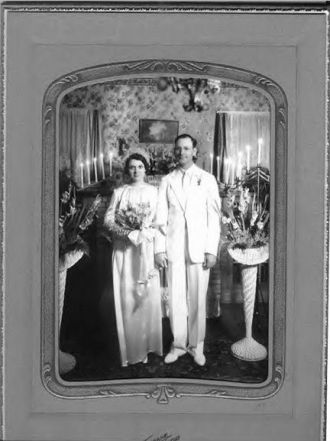 Margaret and Merite wedding