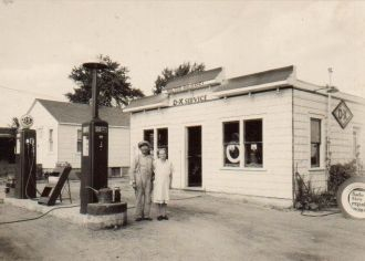 GALGOCZI DX GAS STATION