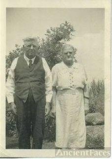 Robert Seavey & Maria (Alley) Seavey