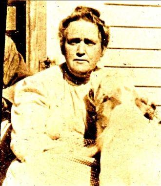 Adelia Maria (Farnham) Mudgett