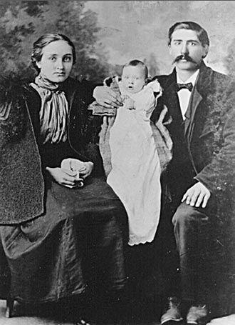 Cordia and George Montgomery Hartin