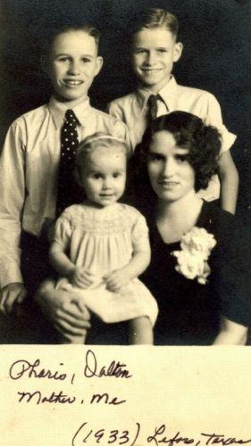 Trotter/McKay, Beulah Elaine (Children of)