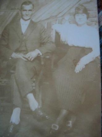 James & Viola (Holmes) Pace, Mississippi