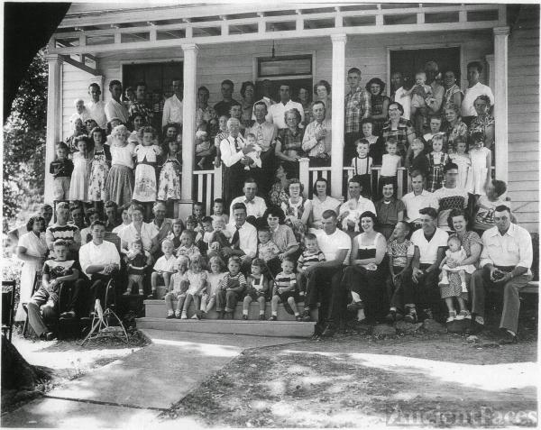 Pitstick Family Reunion