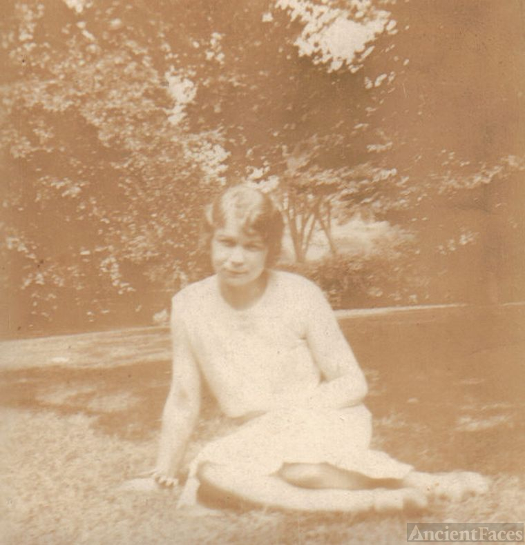 Blanche Una Colpitts, my grandmother