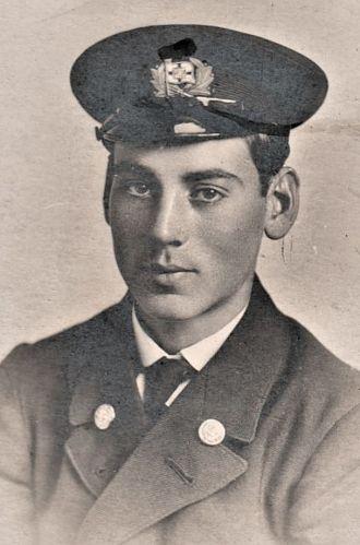 Cadet Harry Kimberley Houghton