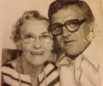 Ethel Greenland & George Maxey