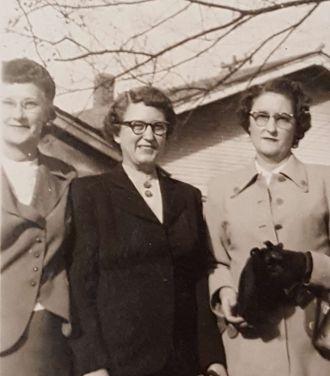 Beurah, Opal, Nina Black