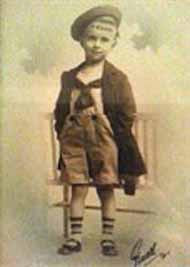 Ward Lemuel Mallory b. 1917 New York - d. 1956 Kern County, California