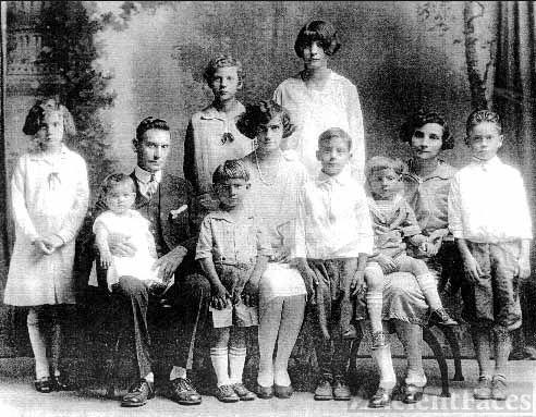 Charles Zimmermann Family