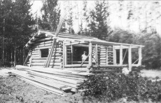 Edward Evans, Montana 1920