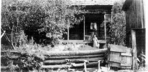 William J. Cope homestead