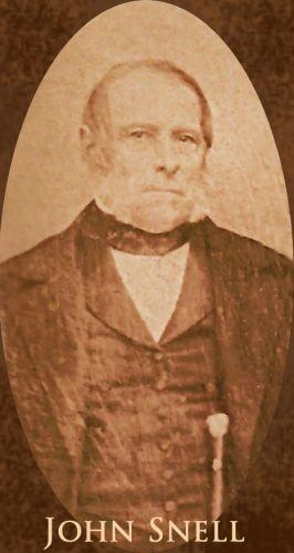 John Snell 1784-1861