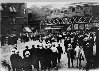 New York City streetcar strike